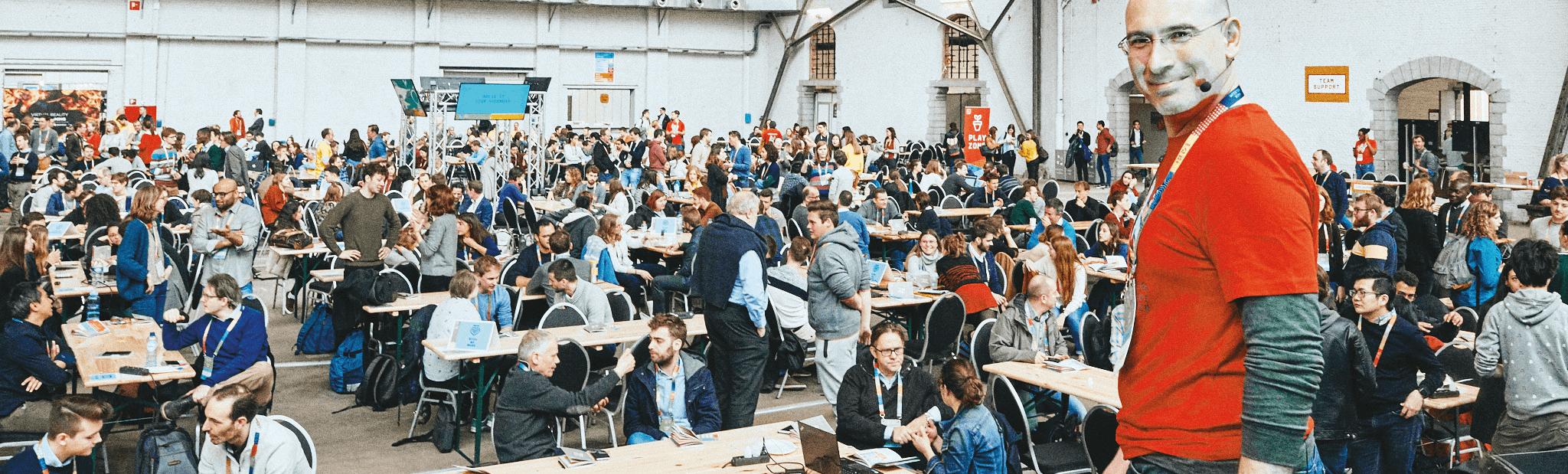 Hack Belgium Workshops